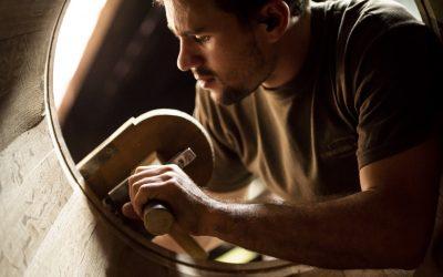 Fabricante de barricas hace 5 generaciones