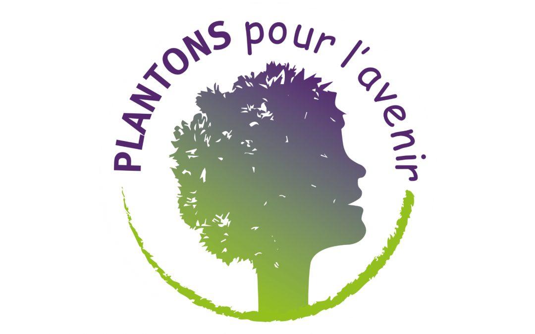 Logo Plantons pour l'Avenir